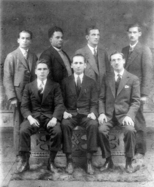Fundadores Fraternidad Rosacruz Colombia